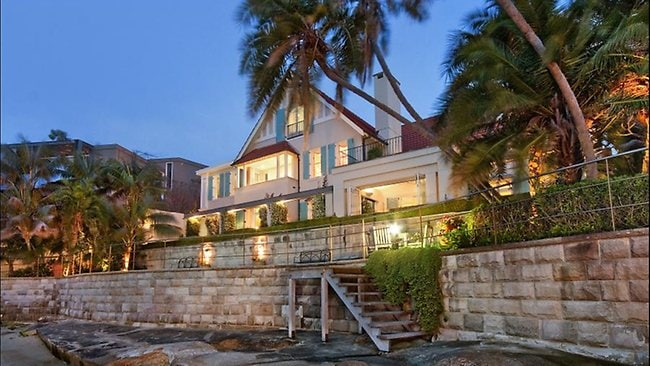 Point Piper Palace On Sale For 40 Million