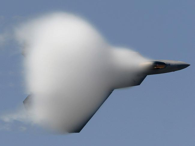 Extreme machine ... the US F-22 Raptor represents the high water mark of stealth and fighter technology. Source: US DoD
