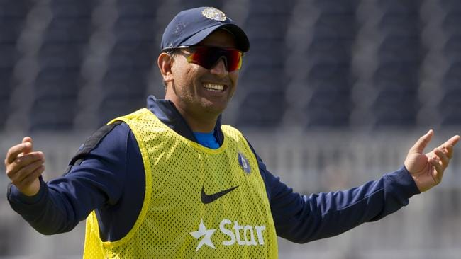 India's captain MS Dhoni will be hoping for an improved performance at Old Trafford.