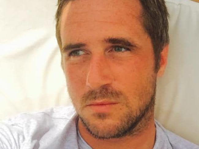 UFO conspiracy theorist Max Spiers was found dead in Poland. Picture: Facebook