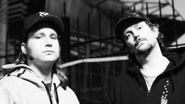 New Zealand drum and bass kings Concord Dawn.
