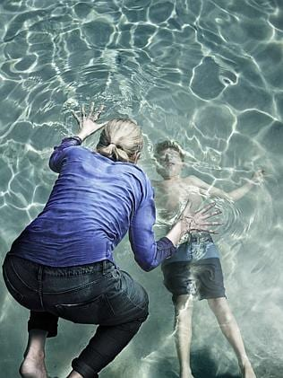 An image from the new St John Ambulance advertisement, which aims to encourage people to