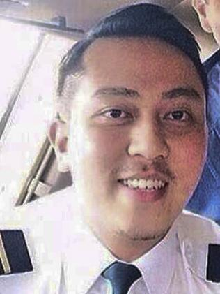 The co-pilot ... Fariq Abdul Hamid. Picture: Supplied