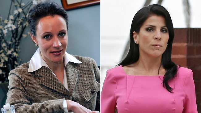 Paula Broadwell Jill Kelley