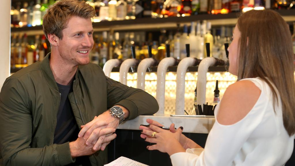 The Bachelor's Richie Strahan Opens Up On Love And Women
