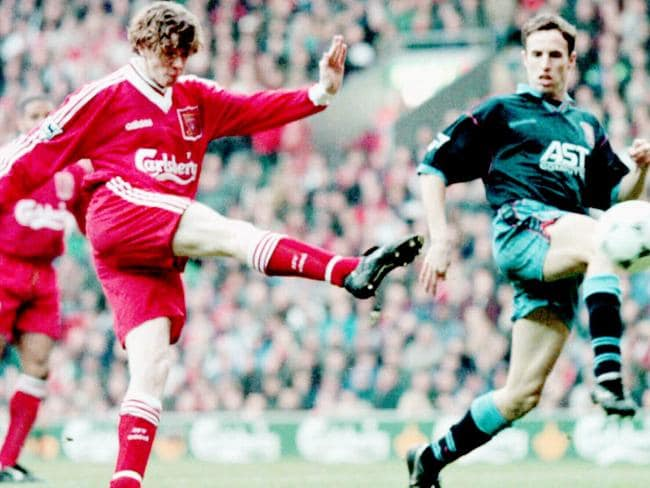 Former Liverpool winger Steve McManaman is the latest star confirmed for a legends tournament in Adelaide. Picture: Dave Kendall
