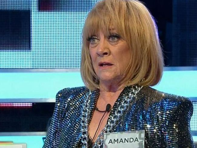 Amanda Barrie, 82, who came out as gay at the age of 67, has most recently starred on the UK's  <i>Celebrity Big Brother</i>. Picture: Supplied