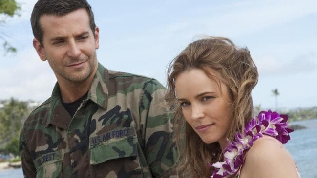 You lose some ... romantic comedy misfire Aloha wasn't.
