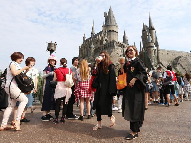 Wizarding World of Harry Potter, Osaka.