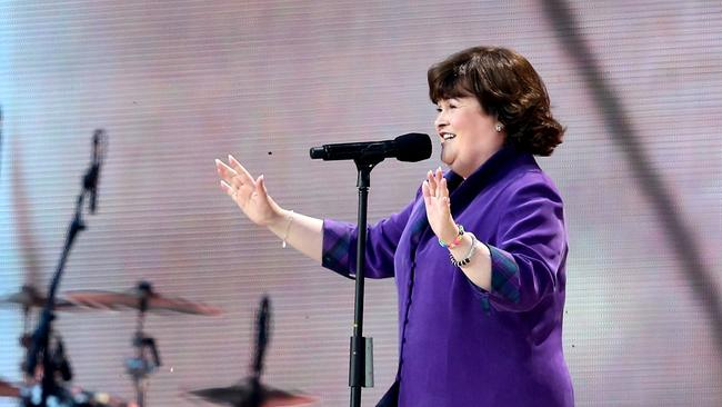 Long before the Commonwealth Games weightlifters did their thing, a star was born at the Clyde Auditorium when Susan Boyle performed on  <i>Britain's Got Talent.</i>
