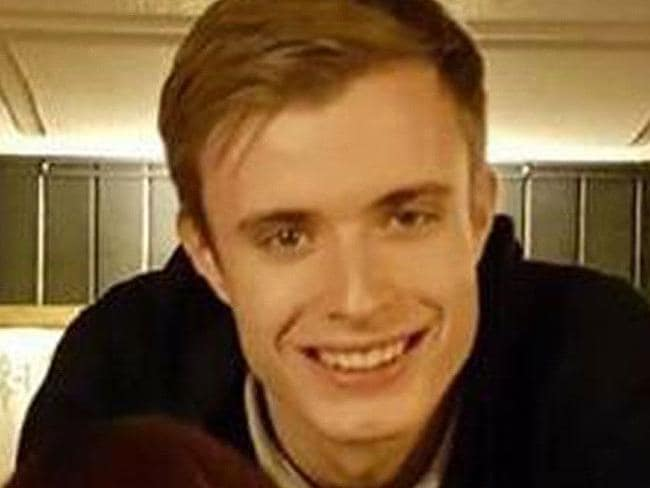 The rape case against Liam Allan, 22, collapsed after vital evidence was revealed at the last minute. Picture: Facebook