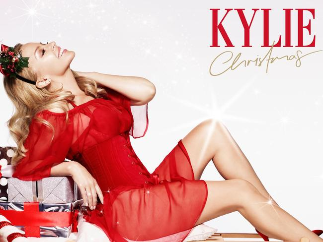 Have a very Kylie Christmas.