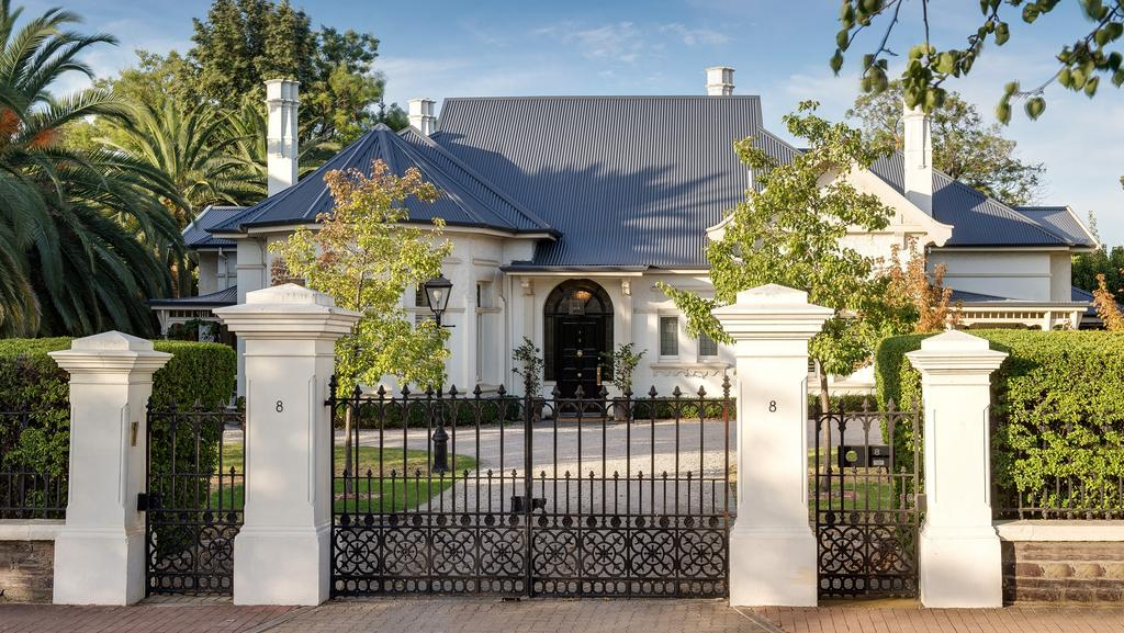 new life for historic mansion at 8 robe tce medindie
