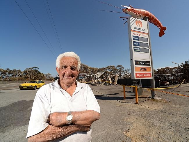Big Prawn will never surrender