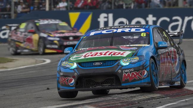 Mostert is aiming for his third career win when the V8 Supercars season resumes in Darwin.