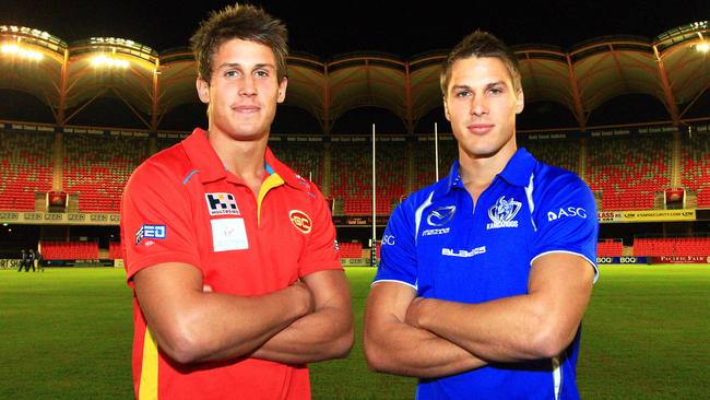Andrew Swallow's hopes of joining brother David on the Gold Coast have been dashed.