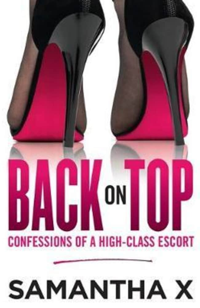 Back on Top is Samantha X's second book