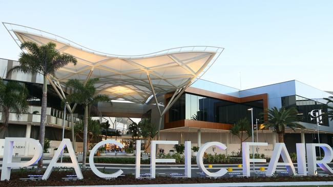 Pacific Fair shopping centre in the Gold Coast is a successful refurbishment of an existing centre. Picture: Supplied