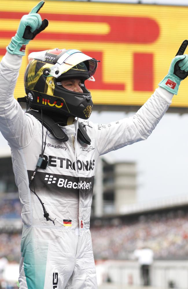 Nico Rosberg has moved further ahead in the drivers's standings.