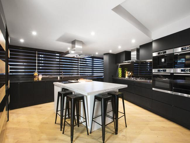 Suzi and Voni's kitchen on The Block. Picture: realestate.com.au