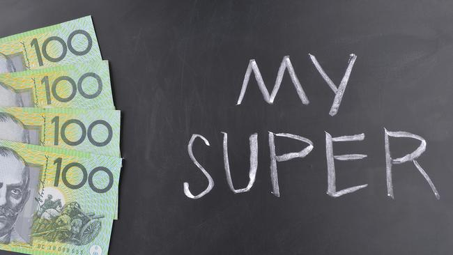 Superannuation is a tricky ship to sail alone. Picture: iStock