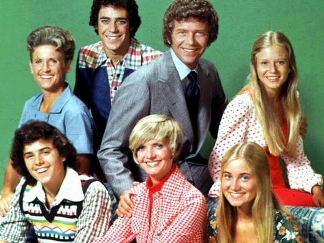 Mike Brady may have been an architect but he was above all, a family man.