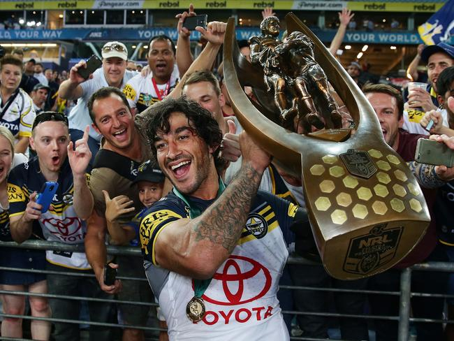 The 2015 NRL grand final was one for the ages.