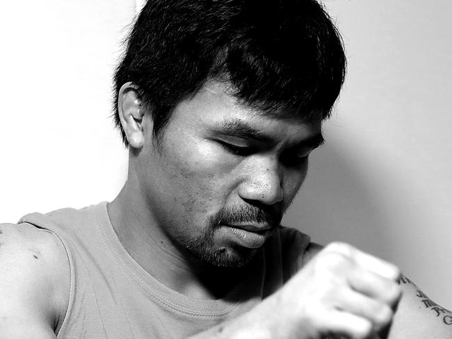 'Pacquiao in the worst form of his career'