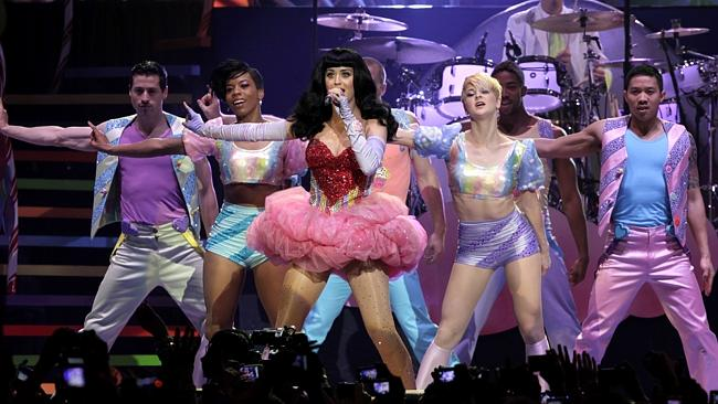 Is Katy Perry's rider the most boring rider ever? Picture: Supplied