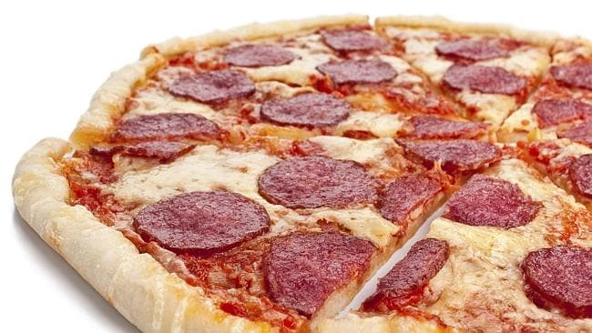 It won't look or taste as good as this pizza.