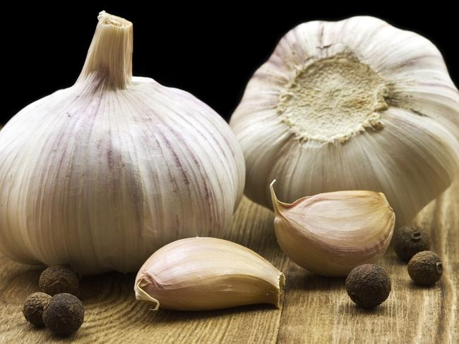 Raw garlic juice rubbed on the nails can also work — provided you really love the smell.