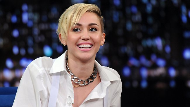 Miley Cyrus is happier than ever, after splitting from Australian fiance Liam Hemsworth, her dad Billy Ray Cyrus says. Picture: Getty