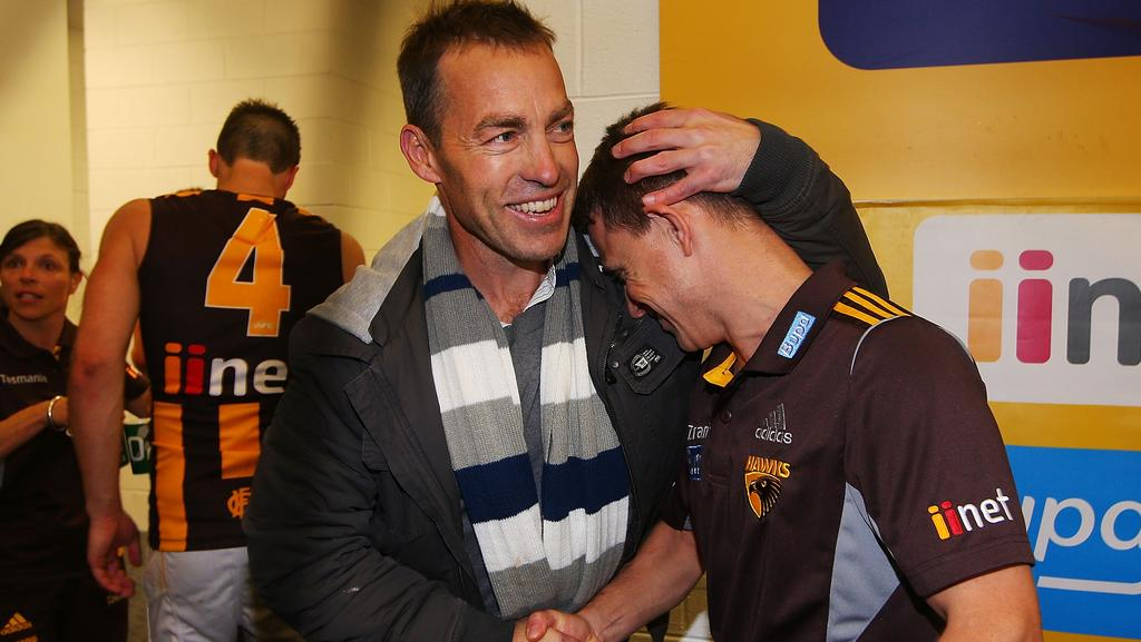 hawthorn coach alastair clarkson receives approval to