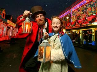 Winter Wonderlights at Sovereign Hill