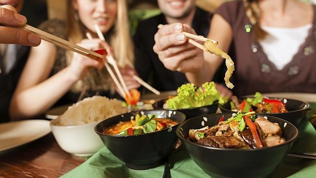The foodie culture is well embedded in Gen Y. Picture: Thinkstock