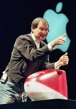 <p>The man that put the I in iMac ... Steve Jobs' return and driving force behind the iMac project turned the company around.</p>