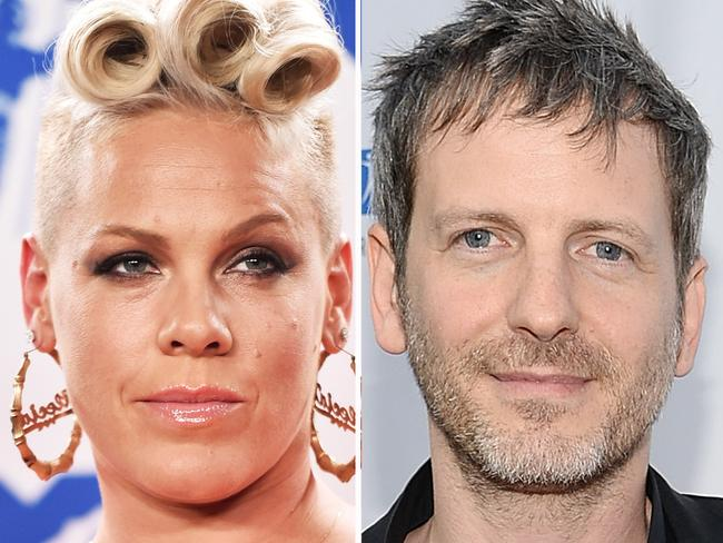 Pink has slammed Dr Luke in a new interview — but says she's told it all to his face as well. Picture: Getty