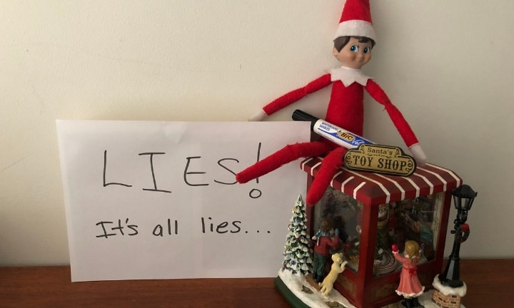Expert says your Elf on the Shelf could be damaging your kids