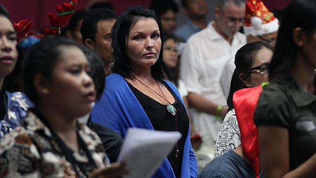 Fresh start ... Schapelle Corby has told her parole officers she plans to work in the swimwear business run by Mercedes and her husband Wayan.