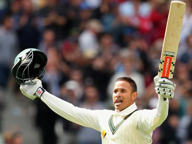 Usman Khawaja hopes to earn a Test recall for this summer's Ashes.