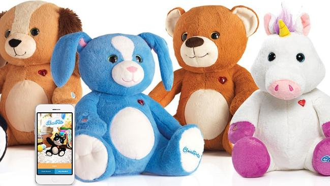 The CloudPets stuffed smart toys at the centre of a massive hacking claim.