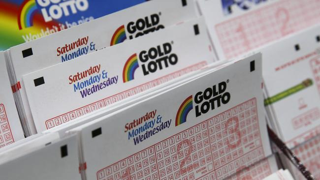 Australia Gold Lotto Results