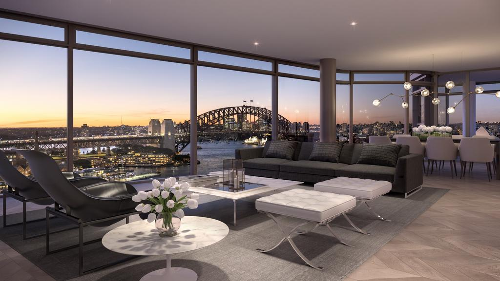 Opera Residences At Bennelong Point Sydney Off The Plan