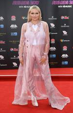 Alli Simpson arrives on the red carpet for the 31st Annual ARIA Awards 2017 at The Star on November 28, 2017 in Sydney, Australia. Picture: AAP