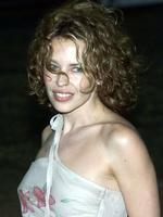<p>The Aussie singer sporting a short bob in 2000.</p>  <p>Picture: Getty</p>