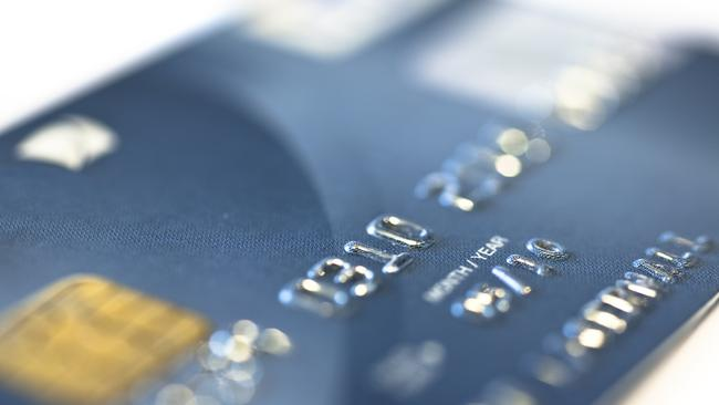 More than a dozen lenders are charging credit card rates in excess of 20 per cent. Picture: News Corp Australia.