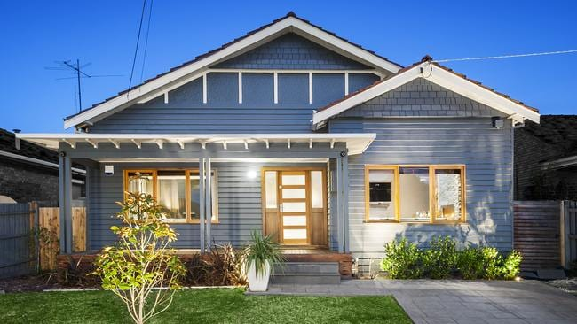 1950s House home renovated on tv's house rules for sale in preston | leader