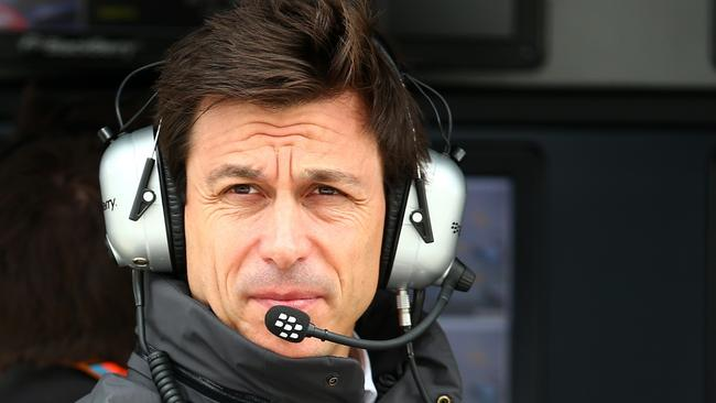 Head of Mercedes-Benz Motorsport Toto Wolff is confident his team can go back-to-back.
