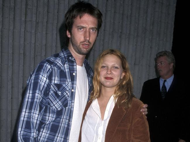Tom Green and Drew Barrymore. Picture: Ron Galella, Ltd./WireImage
