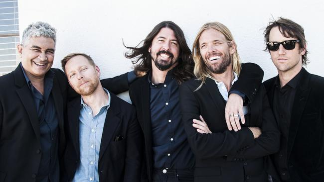 Foo Fighters have just released their latest album, Sonic Highways.